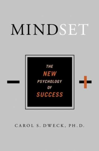 Bestsellers (2007) - Mindset: The New Psychology of Success by Carol Dweck