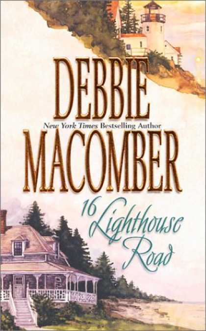 Bestsellers (2007) - 16 Lighthouse Road (Cedar Cove Series #1) by Debbie Macomber