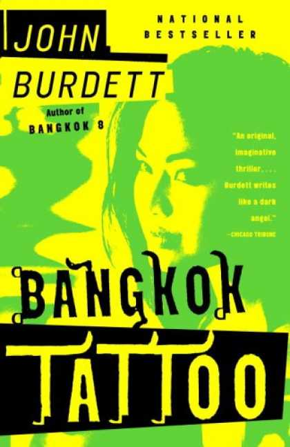 Bestsellers (2007) - Bangkok Tattoo by John Burdett