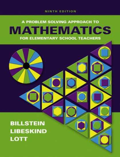 Bestsellers (2007) - A Problem Solving Approach to Mathematics for Elementary School Teachers (9th Ed