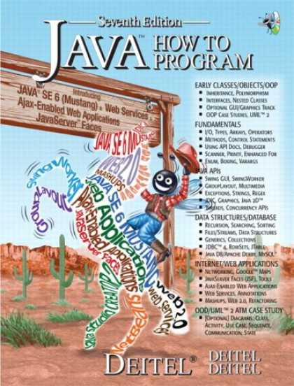 Bestsellers (2007) - Java How to Program (7th Edition) (How to Program) by Harvey & Paul) Deitel & As