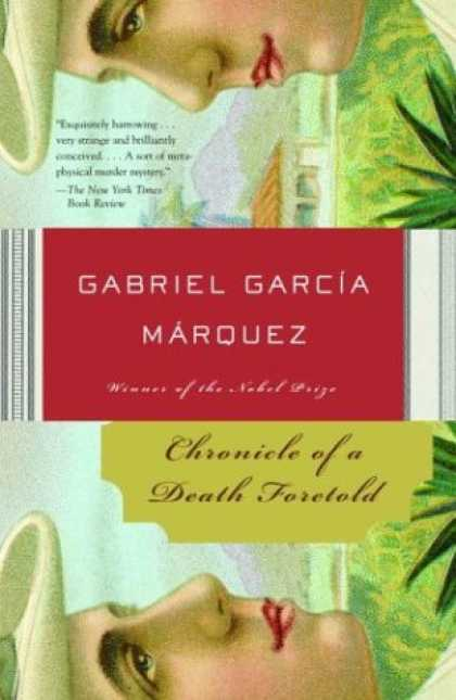 Bestsellers (2007) - Chronicle of a Death Foretold by Gabriel Garcia Marquez