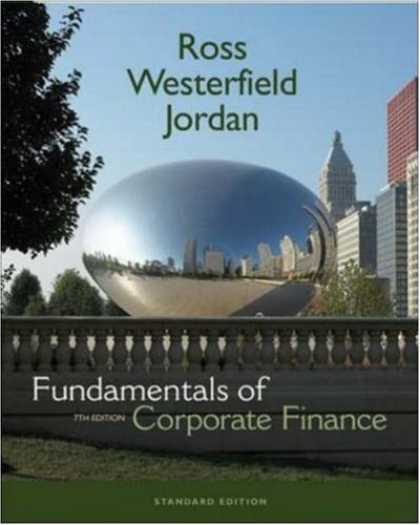 Bestsellers (2007) - Fundamentals of Corporate Finance Standard Edition + S&P Card + Student CD by St