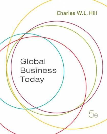 Bestsellers (2007) - Global Business Today by Charles W. L. Hill