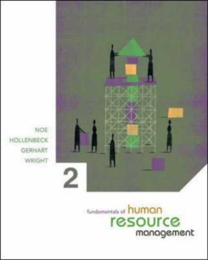Bestsellers (2007) - Fundamentals of Human Resource Management with Online Learning Center Code Card
