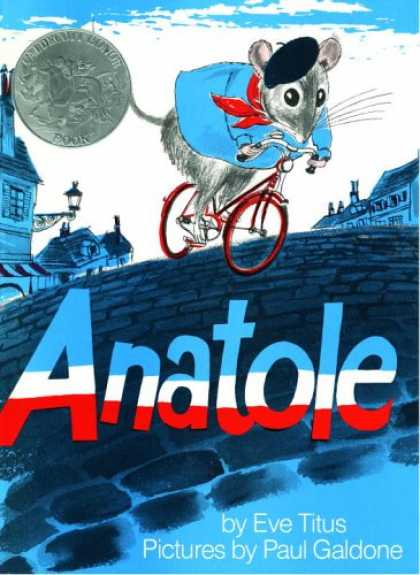 Bestsellers (2007) - Anatole by Eve Titus