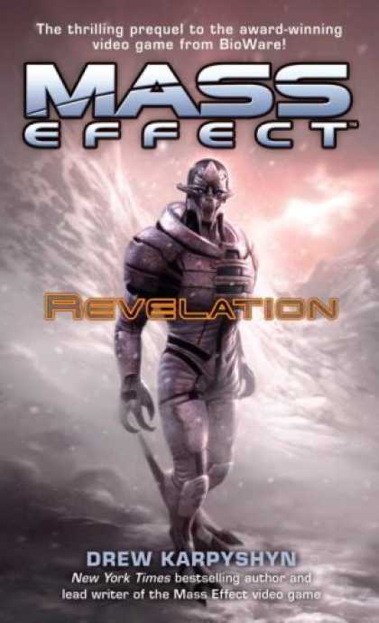 Bestsellers (2007) - Mass Effect: Revelation by Drew Karpyshyn