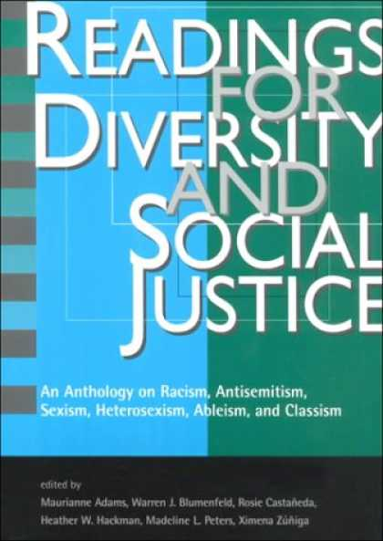 Bestsellers (2007) - Readings for Diversity and Social Justice: An Anthology on Racism, Sexism, Anti-