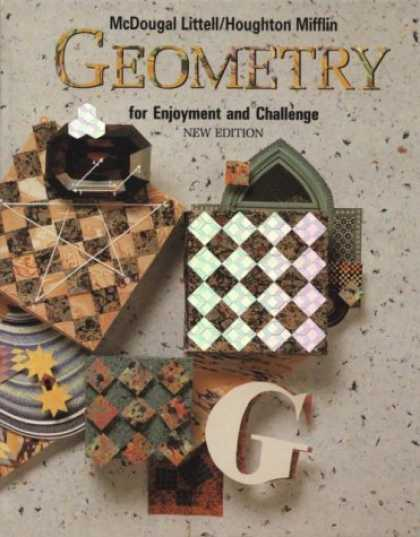 Bestsellers (2007) - Geometry for Enjoyment & Challenge by George Milauskas