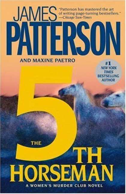 Bestsellers (2007) - The 5th Horseman by James Patterson