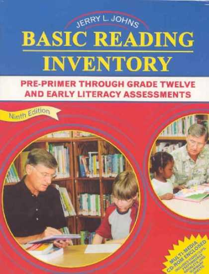 Bestsellers (2007) - Basic Reading Inventory: Pre-Primer Through Grade Twelve and Early Literacy Asse