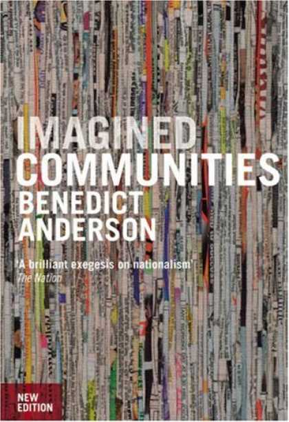 Bestsellers (2007) - Imagined Communities: Reflections on the Origin and Spread of Nationalism, New E