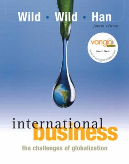 Bestsellers (2007) - International Business: The Challenges of Globalization (4th Edition) (Globaliza