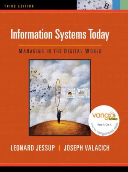 Bestsellers (2007) - Information Systems Today: Managing in the Digital World (3rd Edition) by Leonar