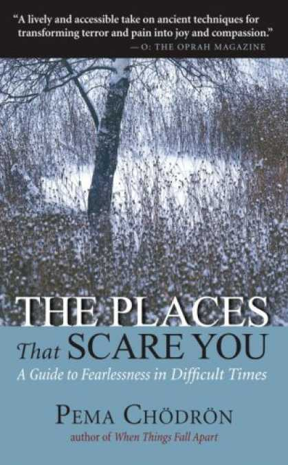 Bestsellers (2007) - The Places That Scare You: A Guide to Fearlessness in Difficult Times by Pema Ch