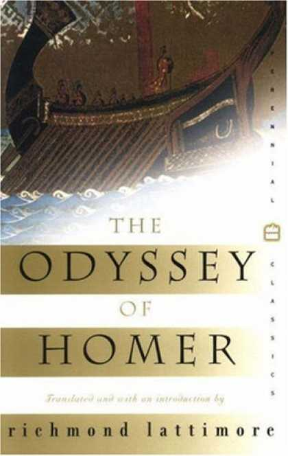 Bestsellers (2007) - The Odyssey of Homer by Homer
