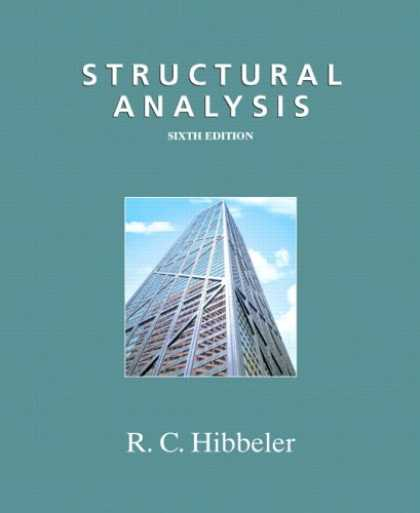 Bestsellers (2007) - Structural Analysis (6th Edition) by Russell C. Hibbeler