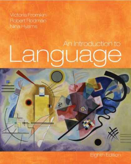 Bestsellers (2007) - An Introduction to Language by Victoria Fromkin