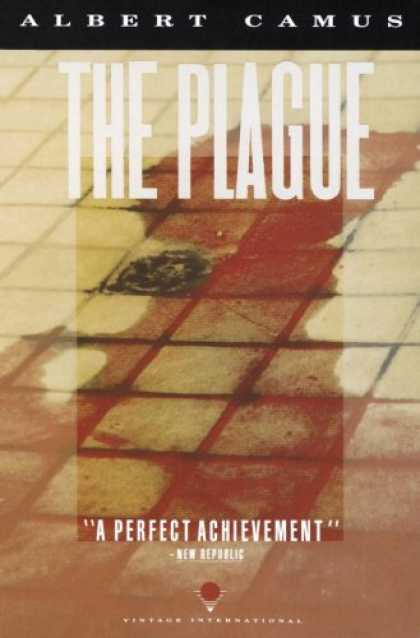 Bestsellers (2007) - The Plague by Albert Camus