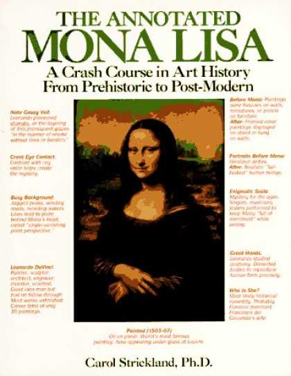 Bestsellers (2007) - The Annotated Mona Lisa: A Crash Course in Art History from Prehistoric to Post-