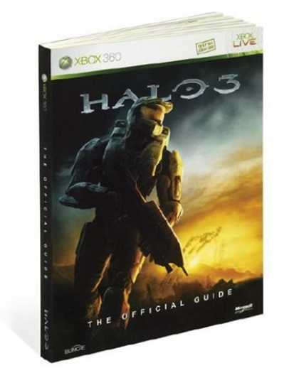 Bestsellers (2007) - Halo 3: The Official Strategy Guide (Prima Official Game Guides) by Piggyback