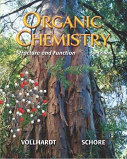 Bestsellers (2007) - Organic Chemistry: Structure and Function by K. Peter C. Vollhardt