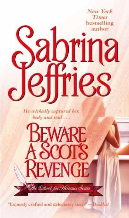 Bestsellers (2007) - Beware a Scot's Revenge (School for Heiresses, Book 3) by Sabrina Jeffries