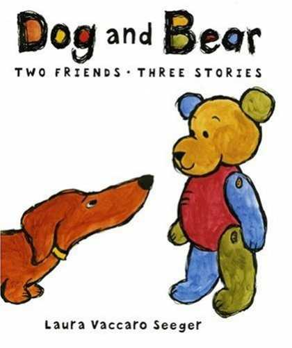 Bestsellers (2007) - Dog and Bear (Neal Porter Books) (Boston Globe-Horn Book Award Winner-Best Pictu