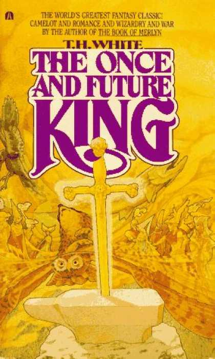Bestsellers (2007) - The Once and Future King by Terence Hanbury White