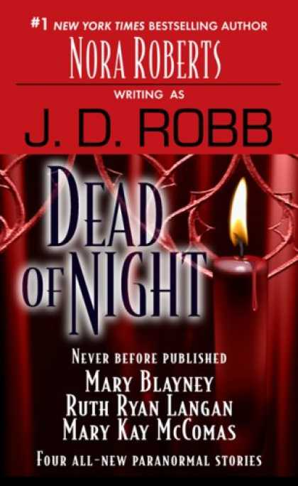 Bestsellers (2007) - Dead of Night by J.D. Robb