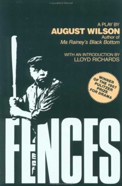 Essay On The Book Fences