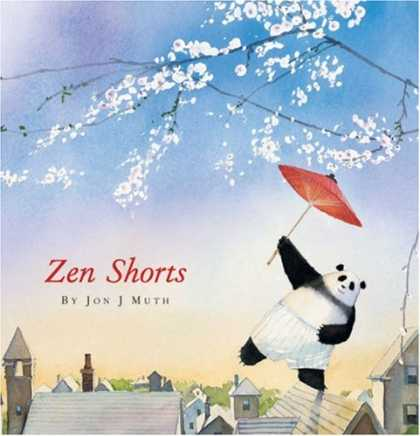 Bestsellers (2007) - Zen Shorts (Caldecott Honor Book)