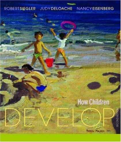 Bestsellers (2007) - How Children Develop by Robert S. Siegler