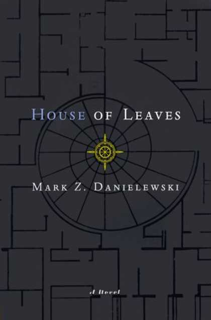 Bestsellers (2007) - House of Leaves by Mark Z. Danielewski