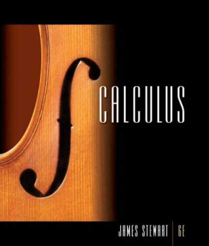 Bestsellers (2007) - Calculus (Stewart's Calculus Series) by James Stewart