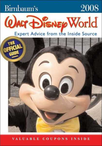 Bestsellers (2007) - Birnbaum's Walt Disney World 2008 (Birnbaum's Walt Disney World) by Birnbaum Tra