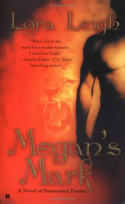 Bestsellers (2007) - Megan's Mark (The Breeds, Book 1) (Berkley Sensation) by Lora Leigh