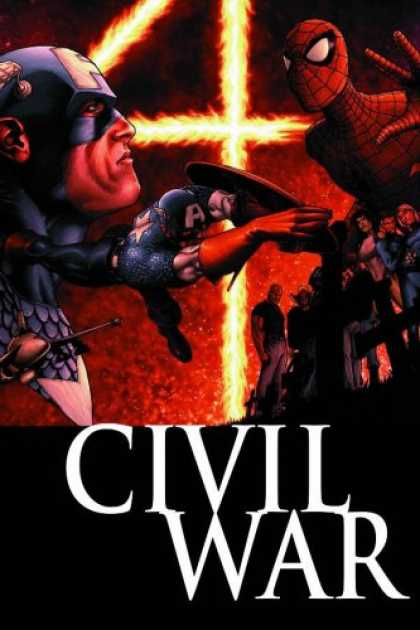 Bestsellers (2007) - Civil War (Marvel Comics) by Mark Millar