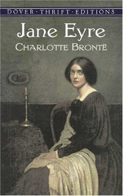 Bestsellers (2007) - Jane Eyre (Dover Thrift Editions) by Charlotte Brontë