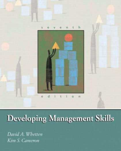 Bestsellers (2007) - Developing Management Skills by David A. Whetten