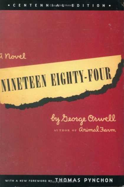 Bestsellers (2007) - Nineteen Eighty-Four by George Orwell