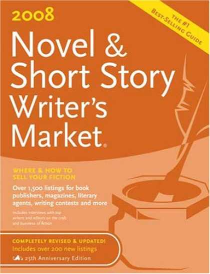 Bestsellers (2007) - Novel & Short Story Writer's Market 2008 (Novel and Short Story Writer's Market)