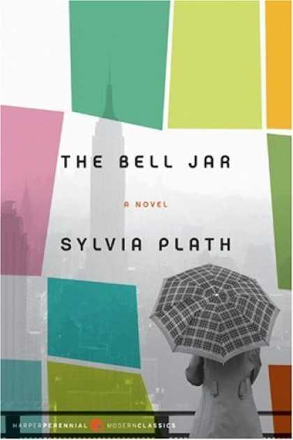 Bestsellers (2007) - The Bell Jar by Sylvia Plath