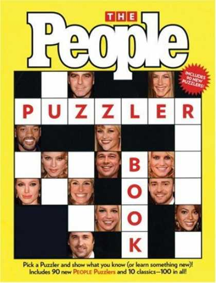 Bestsellers (2007) - People Puzzler by Editors of People Magazine