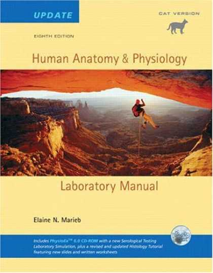 Bestsellers (2007) - Human Anatomy & Physiology Lab Manual, Cat Version, Update with Access to Physio