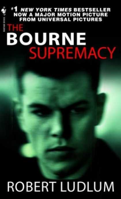 Bestsellers (2007) - The Bourne Supremacy by Robert Ludlum