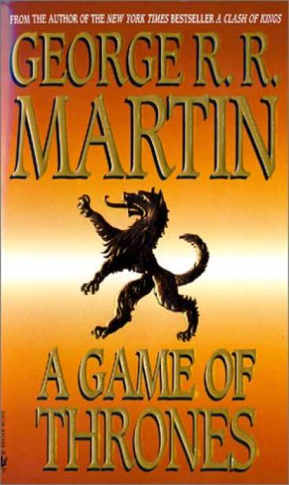 Bestsellers (2007) - A Game of Thrones (A Song of Ice and Fire, Book 1) by George R.R. Martin