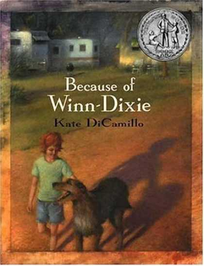 Bestsellers (2007) - Because of Winn-Dixie by Kate DiCamillo