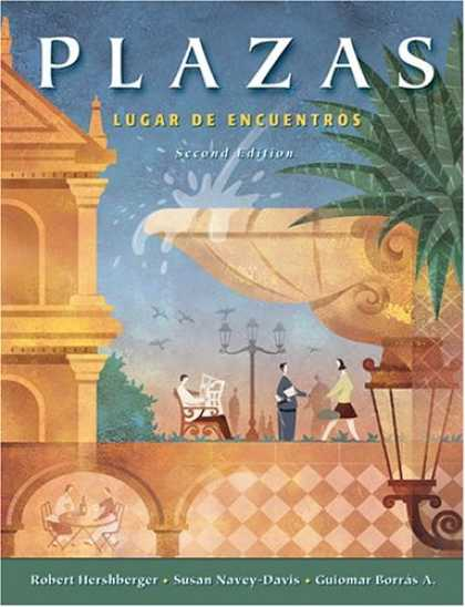Bestsellers (2007) - Plazas: Lugar de encuentros (with Audio CD's) by Robert Hershberger