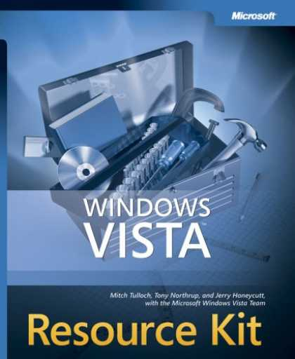 Bestsellers (2007) - Windows Vista(TM) Resource Kit by Mitch Tulloch